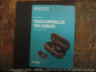 Touch Controller TWS Earbuds