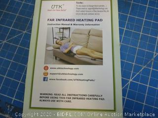 Far Infrared Heating Pad