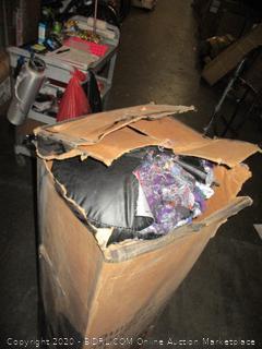 Everlast  Bag  damaged