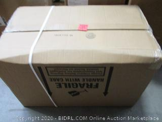 TOTO Two Piece elongated Dual Flush Box 1 of 2 Only Incomplete Set