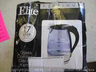 Glass Cordless Water Kettle