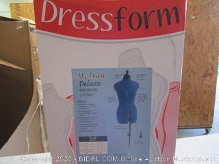 Dress Form (Sealed)