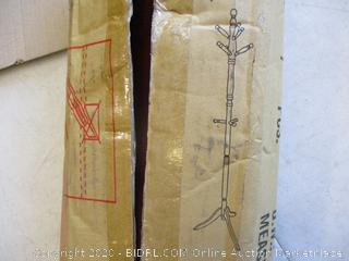 Coat Rack (Sealed Opened for Picturing)