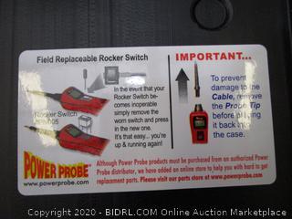Power Probe Field Replaceable Rocker Switch
