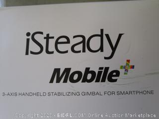 iSteady Mobile+ Handheld Stabilizing Gimbal for Smartphone