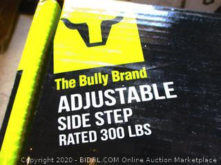 The Bully Brand Adjustable Side Step