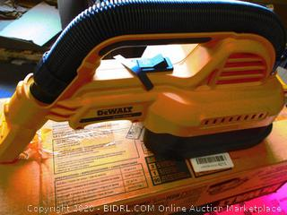 DeWalt Wet/Dry Vac Tool Only