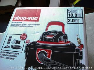 Shop-Vac Wet/Dry Vac