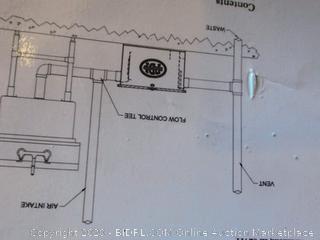 Carbon Steel Grease Interceptor