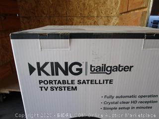 Portable Stellite TV System