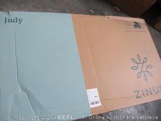 Judy Upholstered Platform Bed Size Queen