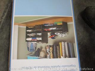 Horizontal Stackable Shelf