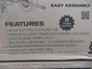Polar Trailer Heavy Duty Utility & Hauling