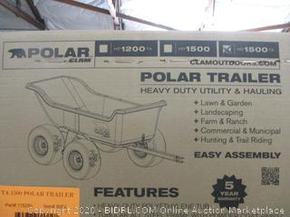 Polar Trailer Heavy Duty Utility & Hauling