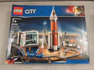 LEGO City Space Port Deep Space Rocket and Launch Control 60228 (online $99)