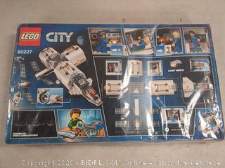 LEGO City Space Port Lunar Space Station 60227 (online $59)
