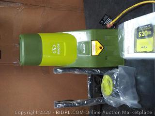 Sun Joe Electric Wood Chipper/Shredder   14-Amp   Certified(powers on)(pallet#35)