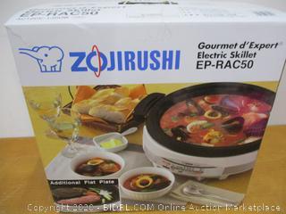 Zojirushi EP-RAC50 Gourmet d'Expert Electric Skillet