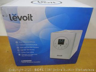 LEVOIT Warm and Cool Mist Ultrasonic Air Humidifier