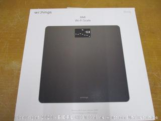Withings Body Cardio Smart Scale