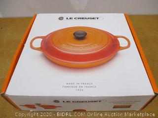 Le Creuset Enameled Cast-Iron Casserole/Braiser