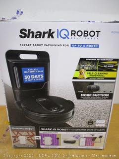 Shark IQ Robot Vacuum with Self-Empty Base (Retail $450)