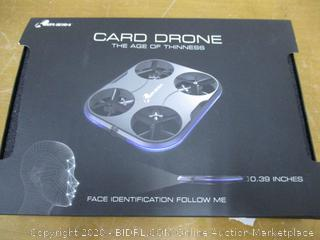 KAIDENG Card Drone RC Quadcopter RC Quadcopter, World's Thinnest Drone