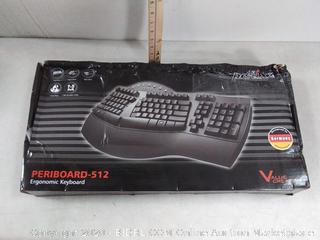 Perixx Ergonomic Keyboard