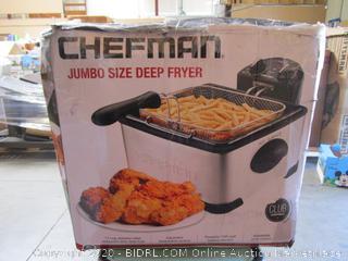Chefman Jumbo Deep Fryer