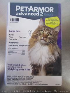 Pet Armor Advanced 2 for Cats