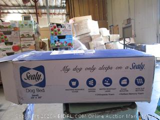 Sealy Dog Bed Small