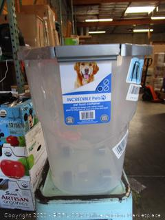 Incredible Pet Food Container