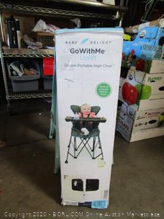 Baby Delight GoWithMe Portable High Chair