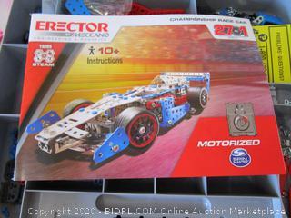 Erector By Meccano Race Car