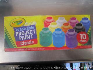 Crayola Project Paint