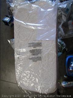 Changing table mattress