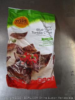 Wild Harvest Blue Corn Tortilla Chips