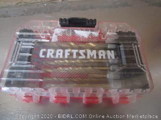 Craftsman Drill bits set