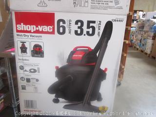 Shop Vac Wet/Dry Vacuum