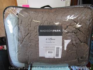 Madison Park King Bedding