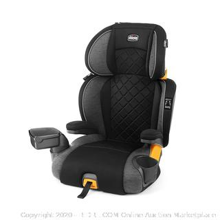 Chicco KidFit Zip Plus 2-in-1 Belt Positioning Booster Car Seat (online $129)
