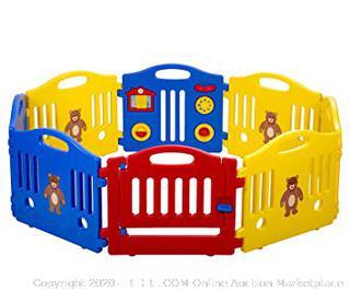 Factory Direct wholesale baby playpen