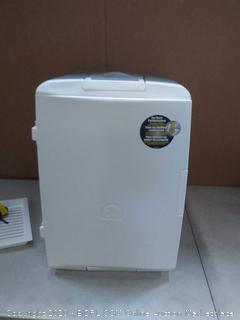 Igloo Iceless 40-Quart with 110-volt Converter Coolers, Silver (Online $200)