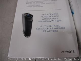 Hoover Air Purifier filters
