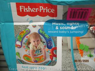 Fisher Price  Animal Activity Jumperoo