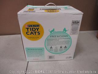 Purina Tidy Cats Litter