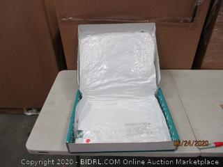 Sleepgram Pillow  18 in x 33 in factory sealed