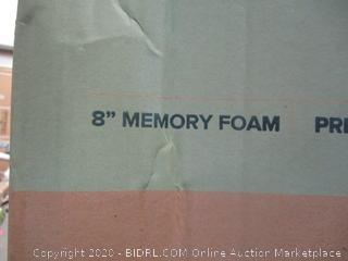 """Zinus Queen 8"""" Memory Foam"""