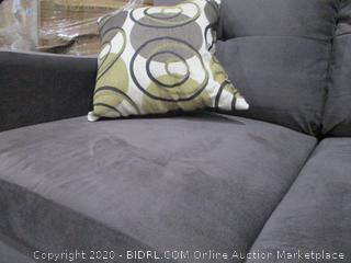 Sofa and Love Seat Set See Pictures