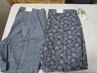 Goodfellow Mens Lindon Shorts 42